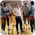 چند توصیه کوتاه برای بازیکنان جوان بسکتبال